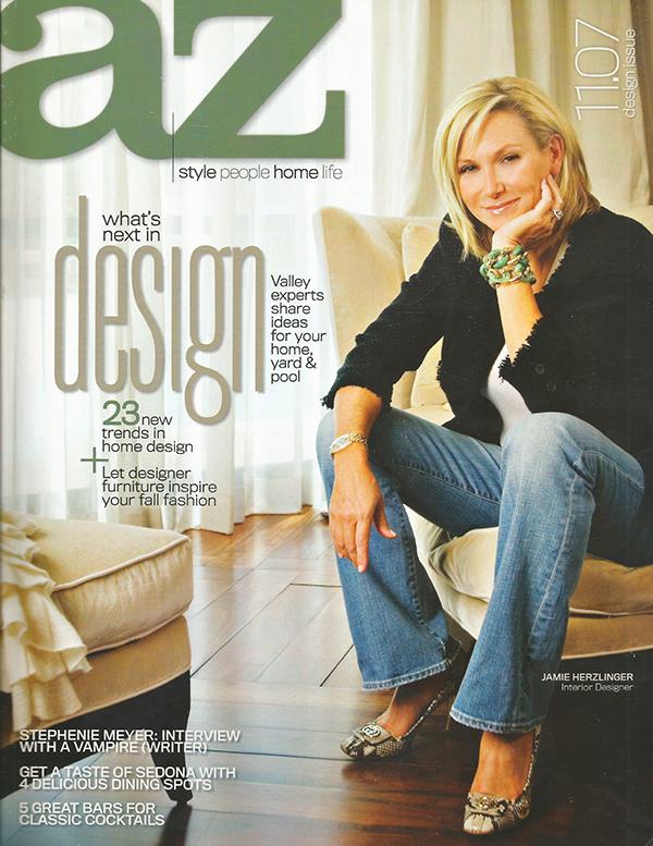 AZ Magazine Trend Setter Cover72