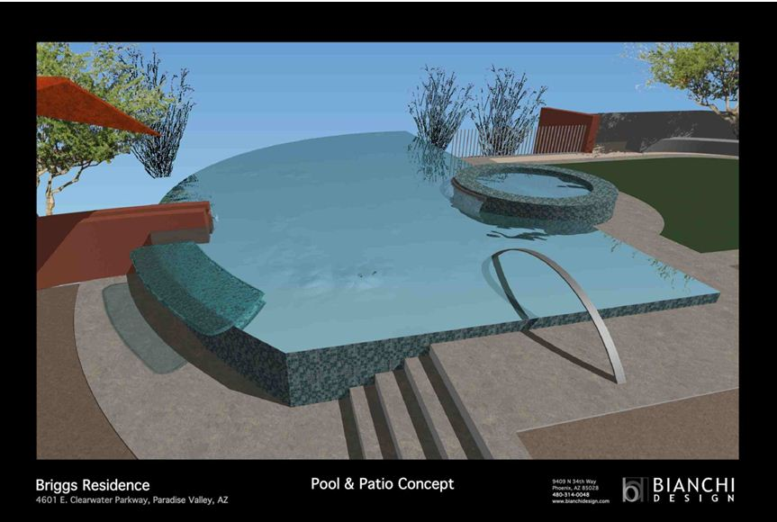 How to customize your outdoor living space with the help for Pool design regrets